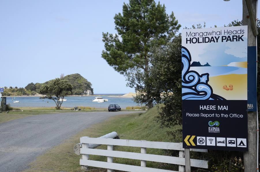 Welcome to Mangawhai Heads Holiday Park