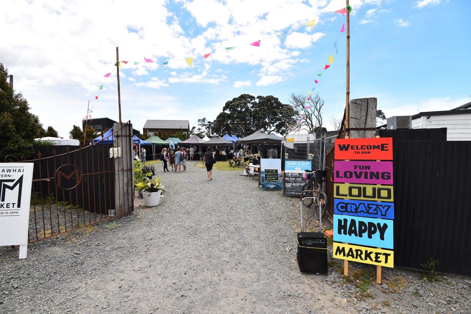 Things To Do In Mangawhai - Markets