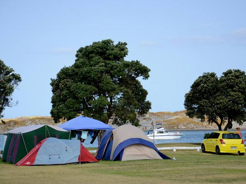 Northland Accommodation - Camping